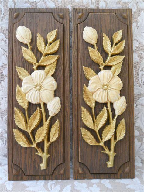 Floral-WallPlaques