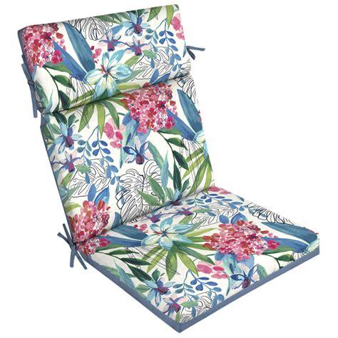 FloralOutdoor-Chair-Cushions