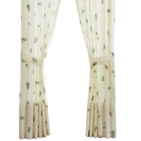FloralRod-Pocket-Curtains