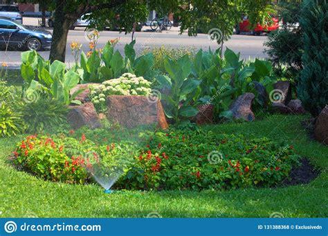 Flower-BedIrrigation