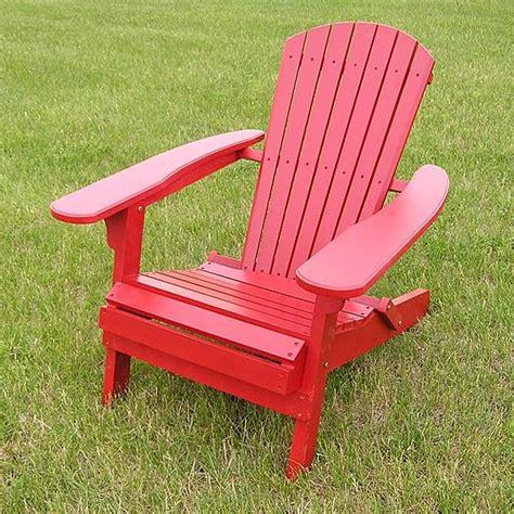 FoldableAdirondack-Chair