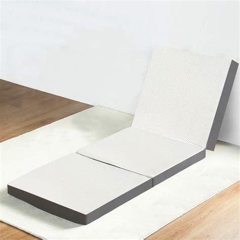 Folding-BedMemory-Foam-Mattress