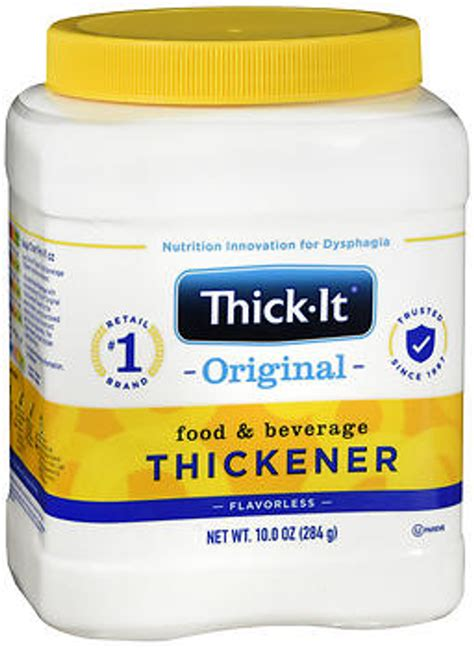 Food and Beverage Thickener Original Unflavored | Gps Store