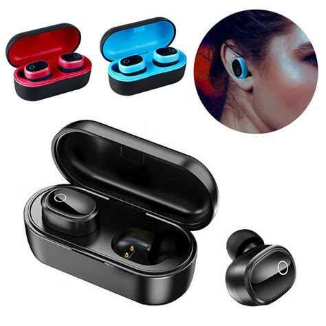 For Samsung iPhone LG Wireless Bluetooth Stereo Headset Headphone Sport Earphone | Watches Store Online Reviews