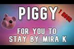 For You You to Stay Piggy