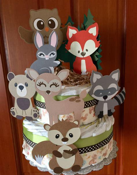 Forest-AnimalsBaby-Shower
