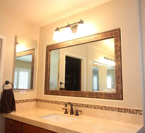 HD wallpapers framing a bathroom mirror Page 2