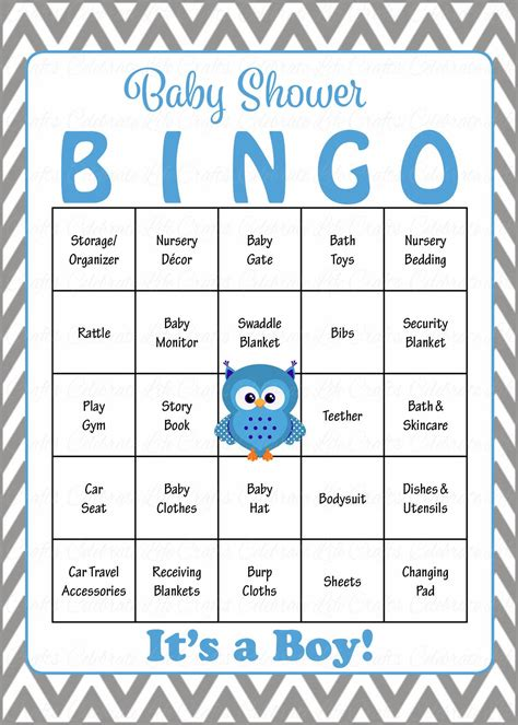 Free-Baby-Shower-BingoGames