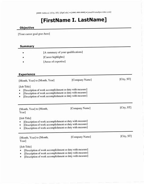 Free-Blank-Resume-Templatesfor-Students