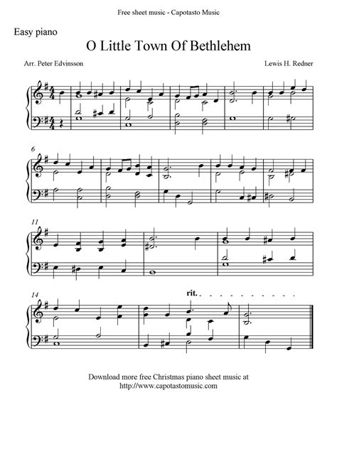 Free-ChristmasPiano-Sheet-Music