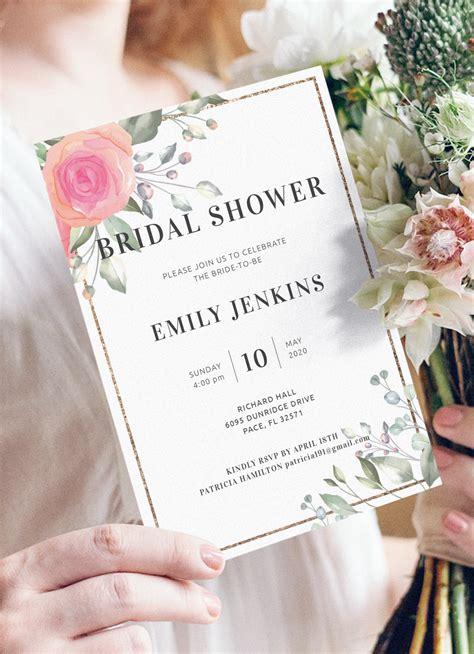 Free-EditableBridal-Shower-Invitations
