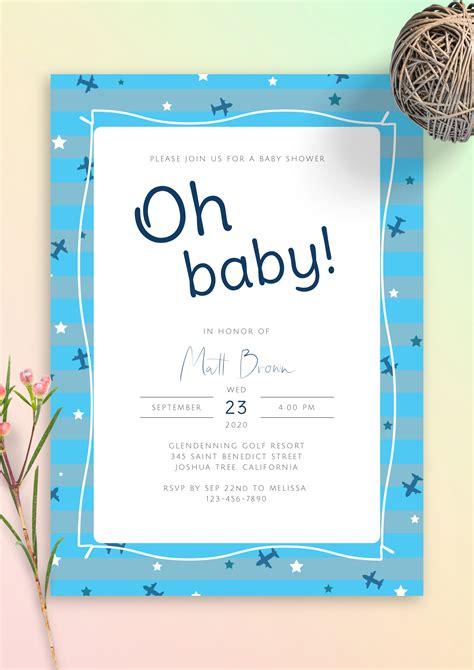 Free-Printable-Baby-InvitationsBoy