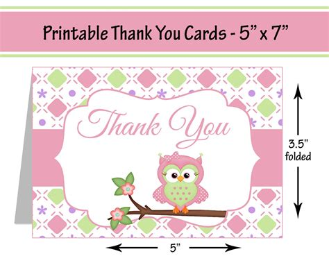 Free-PrintableBaby-Shower-Thank-You-Cards