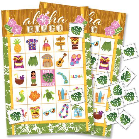 Free-PrintableHawaiian-Bingo-Cards