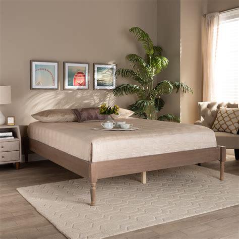 Full-SizePlatform-Bed-Frame