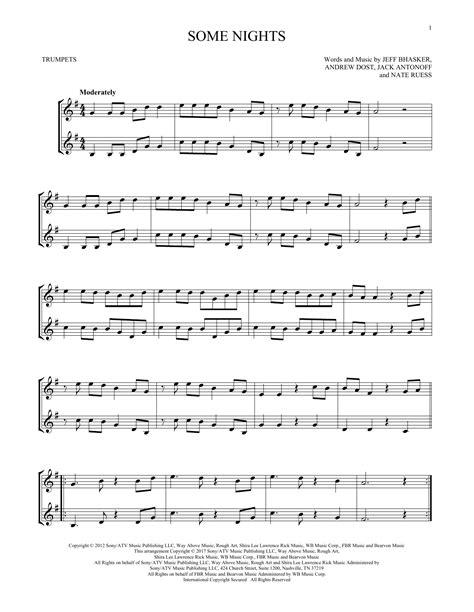 Fun-TrumpetSheet-Music