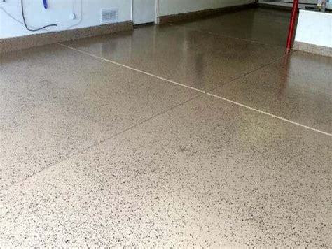 Garage-Fliesen