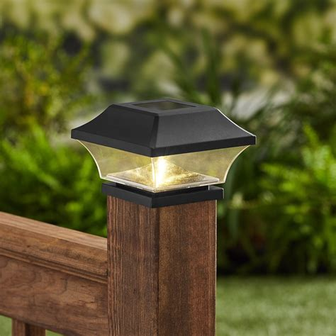 Garden Solar LED Post Deck | Watches Store Online Reviews