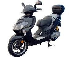 Gas-PowerScooter
