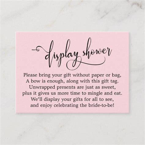 Gift-CardWedding-Shower-Wording
