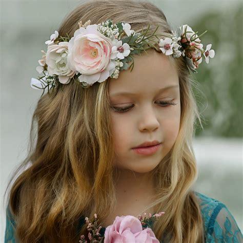 Girls-FlowerCrown-Headband