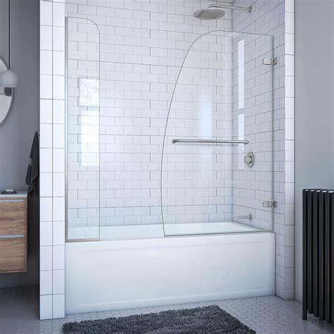 Glass-Shower-Doors-forWalk-In-Tubs
