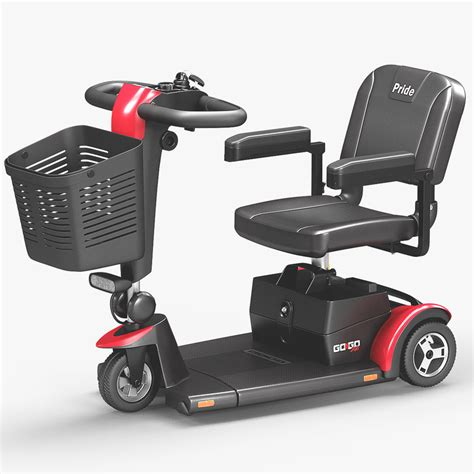 GogoPride-Mobility-Scooter