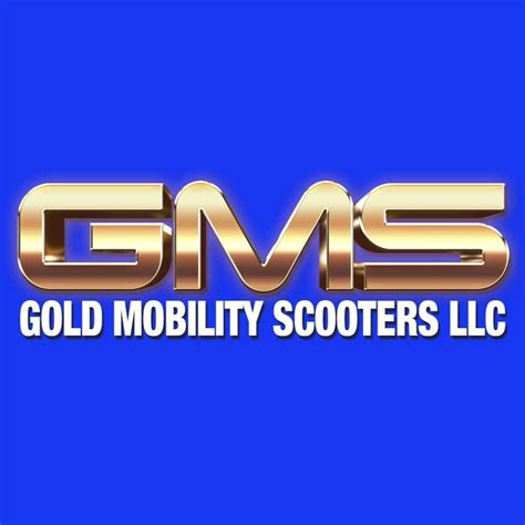 Gold-MobilityScooters