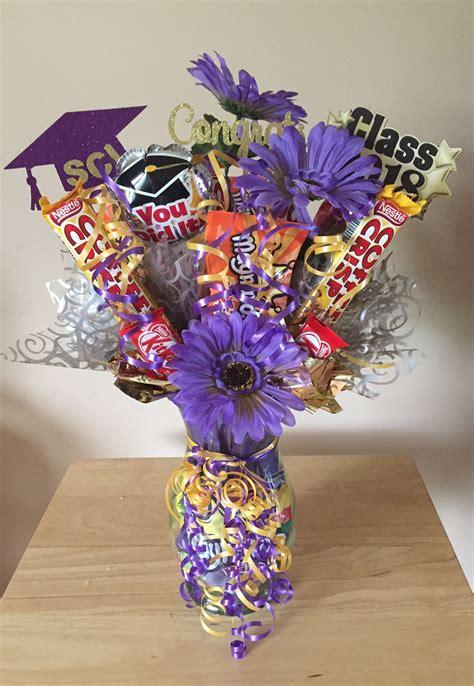 GraduationCandy-Bouquets