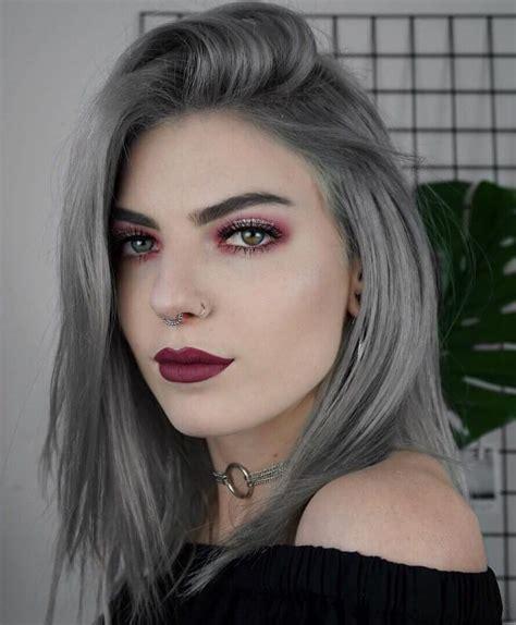 Gray-SilverHair-Dye