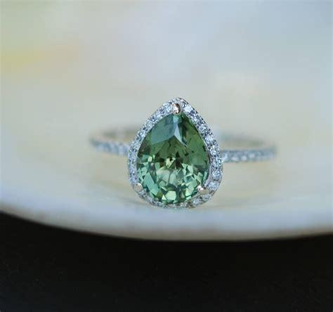 GreenSapphire-Engagement-Ring