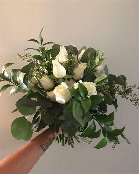 GreeneryWedding-Bouquet