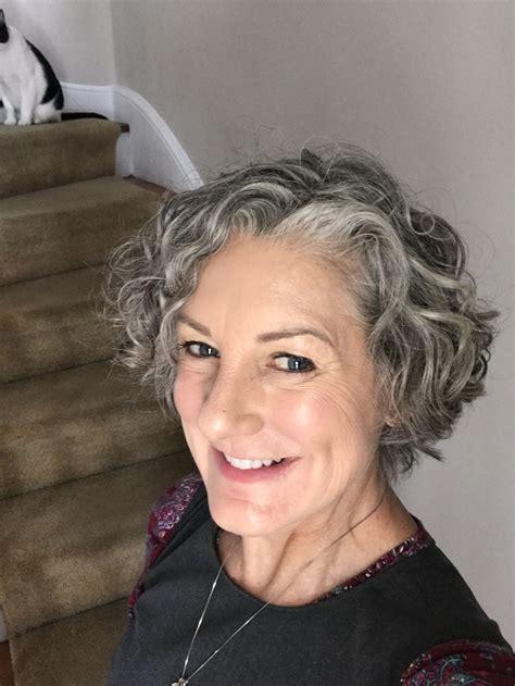 Grey-Hair-Styles-For-Women