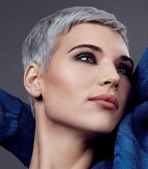 Grey-HairShort-Haircuts