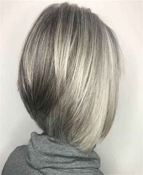 Hairstyles-forGray-White-Hair