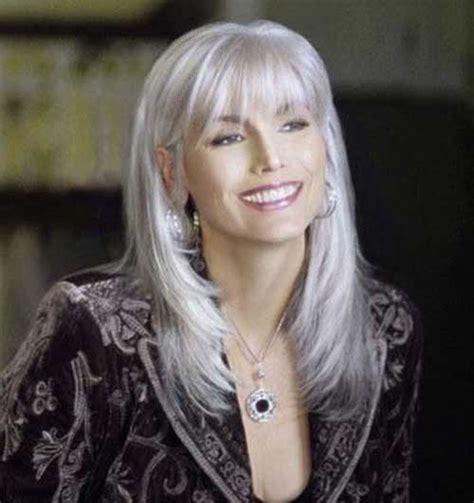 Hairstyles-forLong-Grey-Hair
