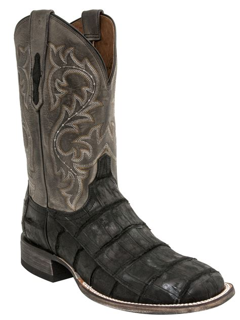 Handmade Alligator Cowboy Boots