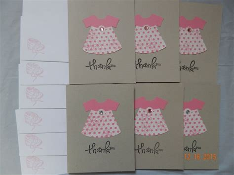 Handmade-Baby-GirlThank-You-Card