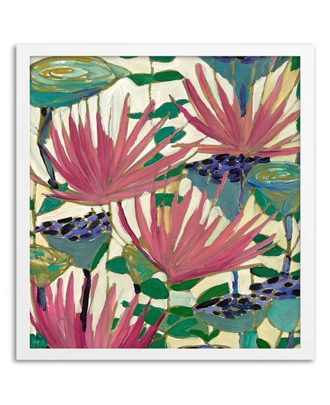 Hawaiian-FlowerArt
