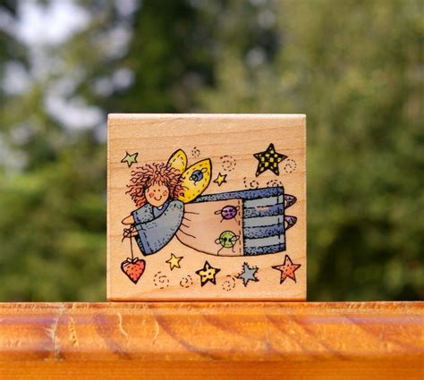 Hero Arts Wood Mounted Rubber Stamp We Wish You Background | Watches Store Online Reviews