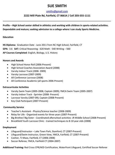 High-School-ResumeObjective-Examples