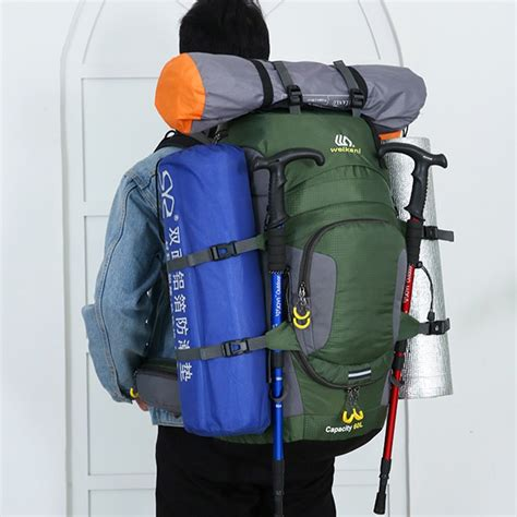 Hiking Bag Camping Travel Waterproof Pack | Gps Store