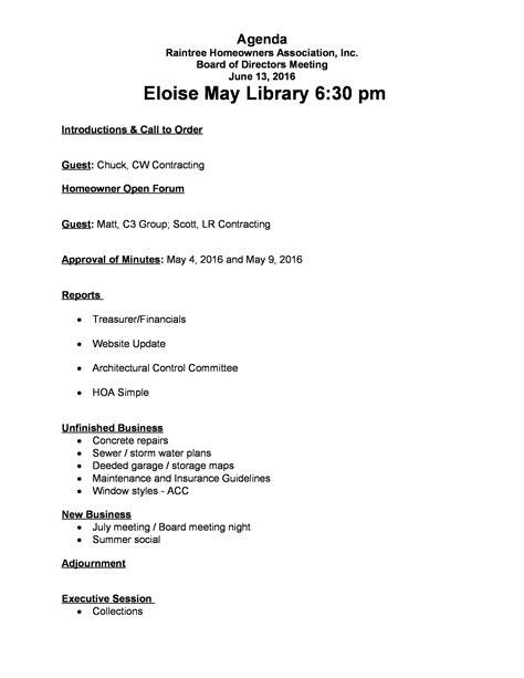HoaMeeting-Agenda-Template