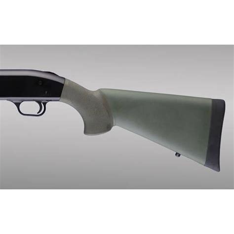 Hogue Rubber Overmolded Stock Mossberg | Gps Store