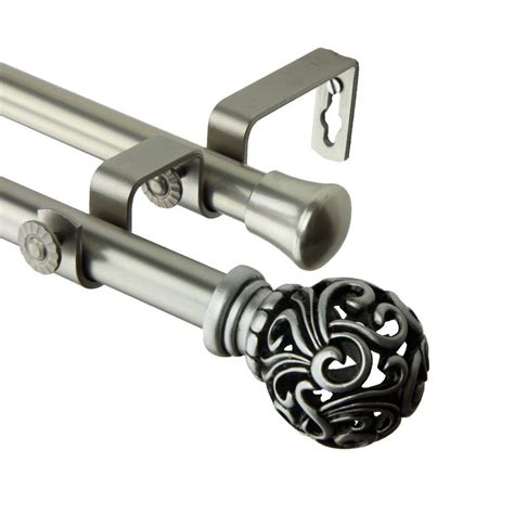 Home-DepotDouble-Curtain-Rods