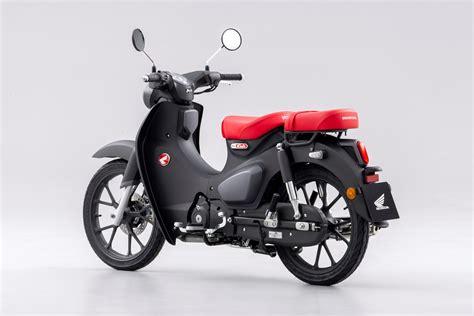 Honda-125Moped