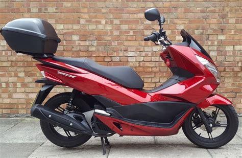 Honda-PCX125Cc