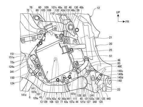 Honda-PCX150-Engine