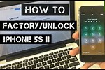 How to Clear an iPhone 5S for a New User