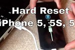 How to Restore My iPhone 5